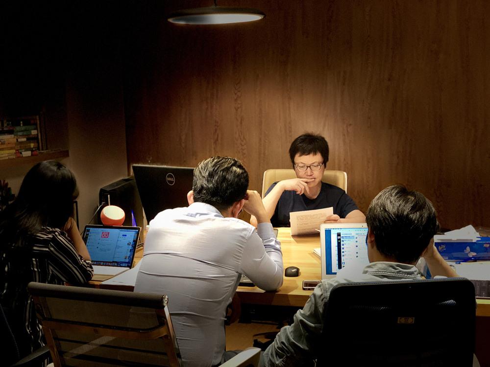 蓝港影业与蓝港游戏形成一个文化上的默契,励精图治,打造精品
