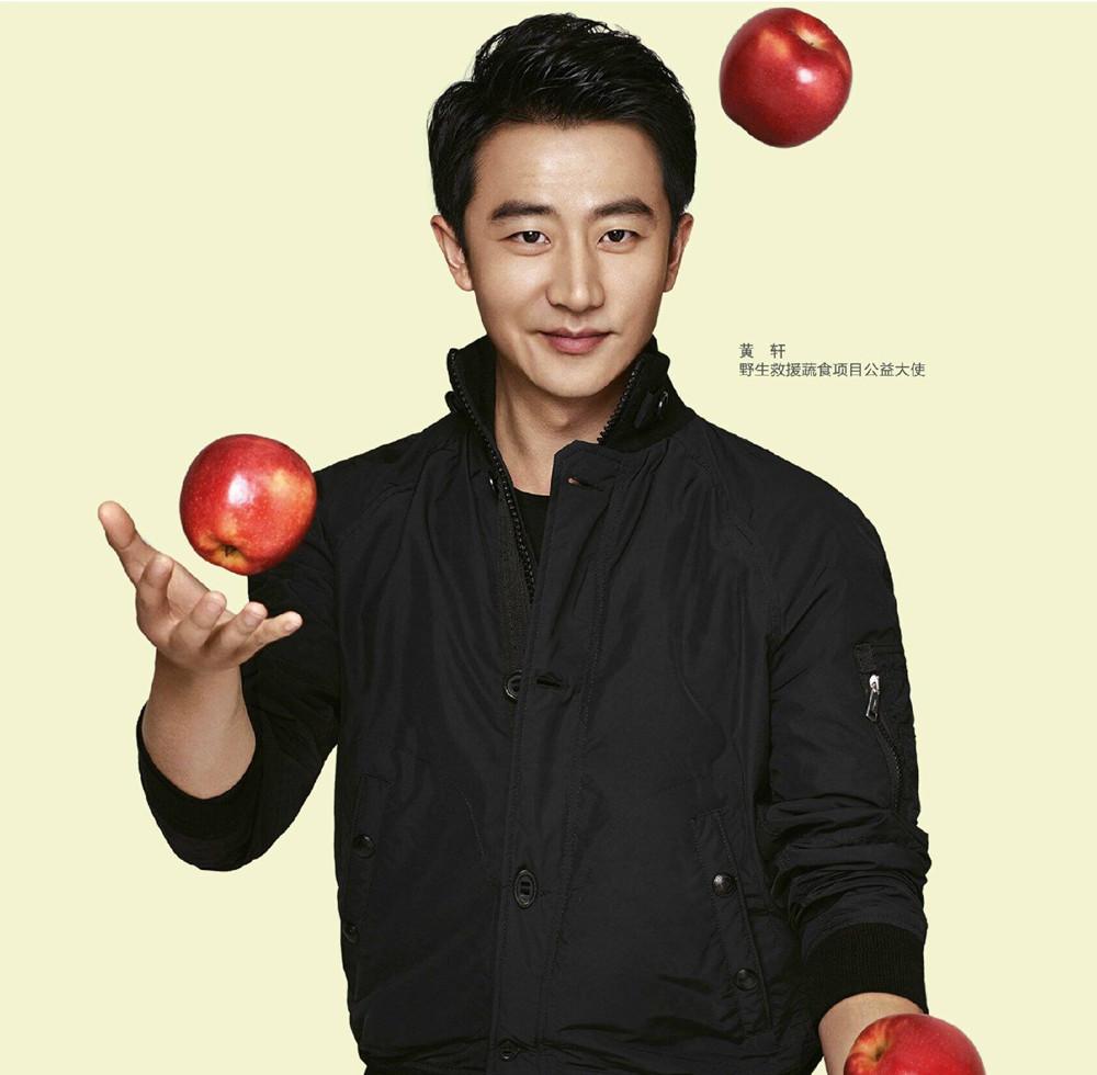 蔬食!我的新挑食主义 | 明星公益 | CEO搜索引擎