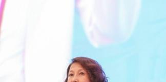 工信部信息化和软件服务业司巡视员、数字中国联合会常务理事李颖发布《中国IT产业发展报告》