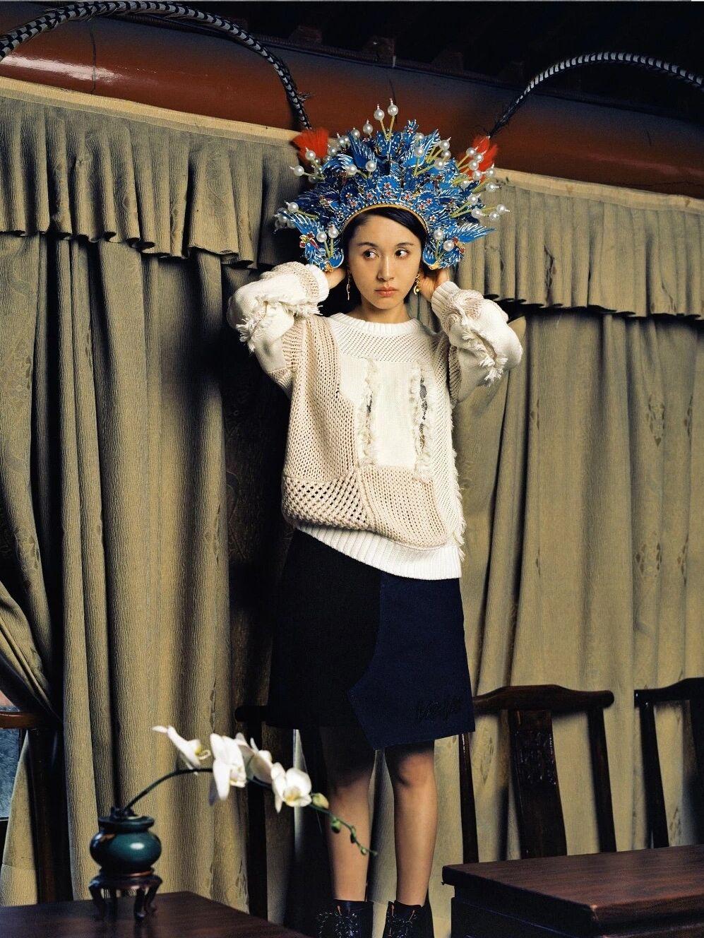 在那里,她不再是演员王子文,而是货真价实的瑜伽博主,缓缓发表者修行心得
