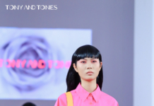 """Tonyandtones, the first sub-line young brand of the eponymous brand line founded by the godfather of fashion, Tonyandtones, presented the brand's first show """"Remodeling-RESTORE"""" series and won A complete success"""