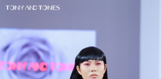 "Tonyandtones, the first sub-line young brand of the eponymous brand line founded by the godfather of fashion, Tonyandtones, presented the brand's first show ""Remodeling-RESTORE"" series and won A complete success"